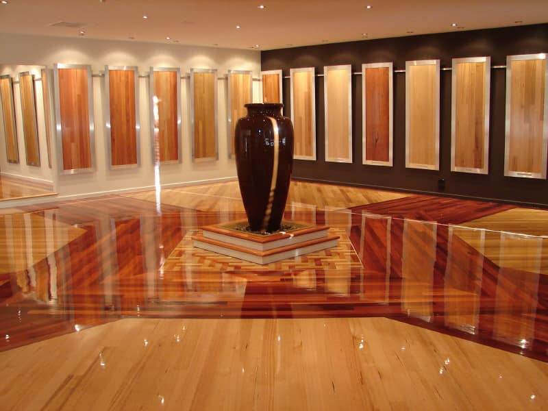 Master floors in coburg melbourne vic flooring truelocal for Showroom flooring ideas