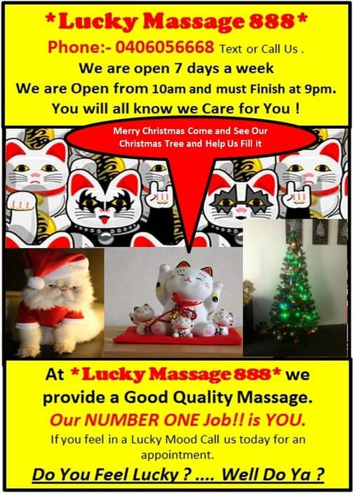 Asian massage in melbourne