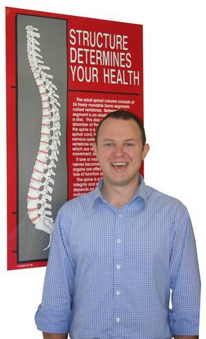 Chiropractor Geelong - Dr. James Sidebottom