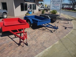 Aqua Steel Industries Pic 2 - Trailers for the tradesman or the handyman the farmer or the camper We customise our quality trailers to suit your needs