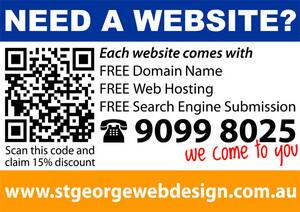 Website Design from $499