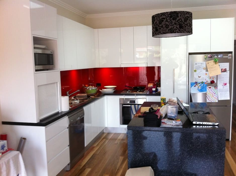 Aus joinery kitchens p l in guildford west sydney nsw for Kitchen renovations western sydney
