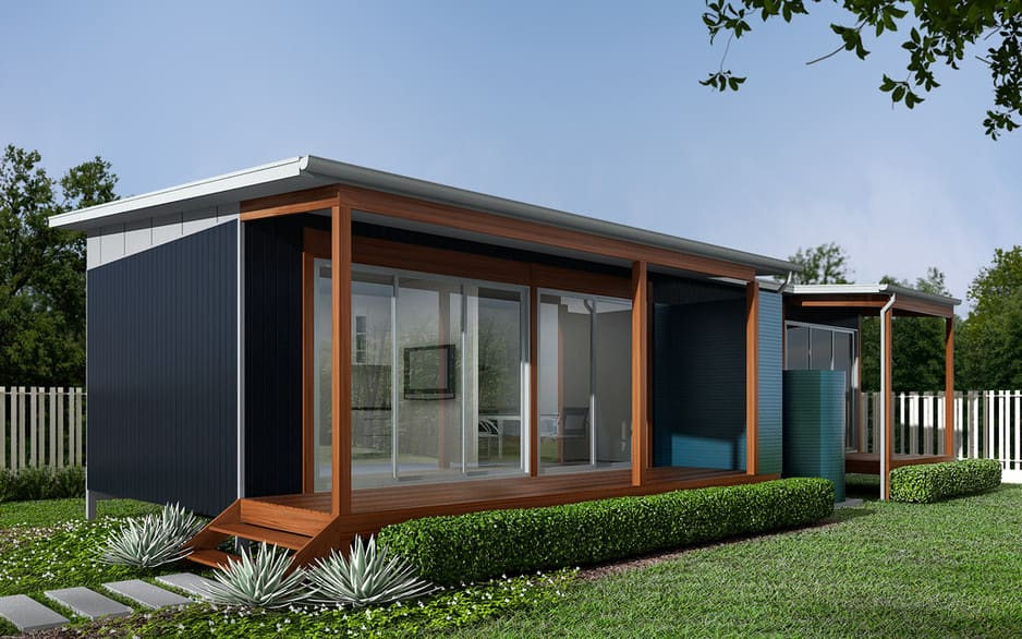 Envirogranny granny flats in erina nsw building for 2 bedroom granny flat designs