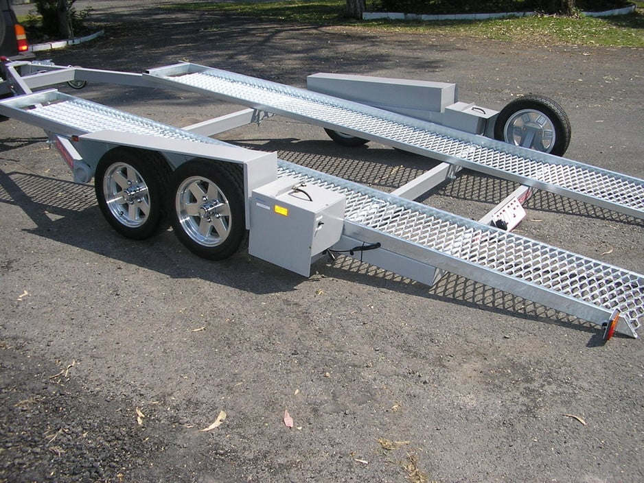 how to build a large boat trailer qld australia
