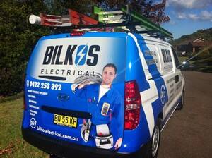 Bilkos Electrical truck
