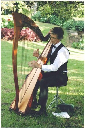 celtic harp weddings