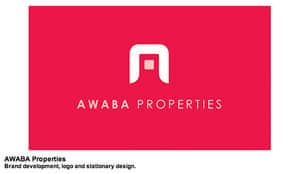True Local: Sam Jenkins Design Image - Awaba Properties logo design