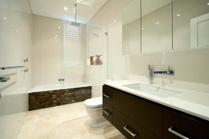 Spotless bathroom renovations in frankston melbourne vic for Bathroom renovation images