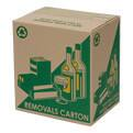 Teachest Cartons      $5.50ea Book & Wine Carton  $3.50ea We do recycle cartons