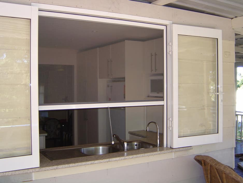 Retractable Fly Screen Casement Windows 1 Year Ago