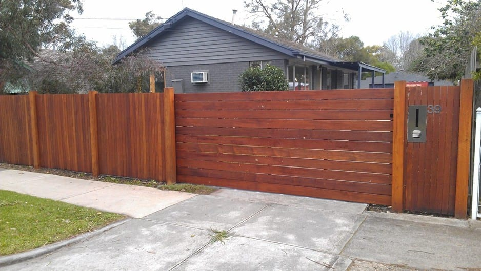 Colorbond Fencing And Retaining Wall 2 Years Ago