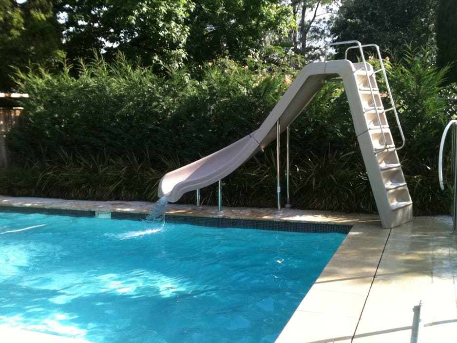 Aqua Action Slides Pty Ltd Bangor Sydney Home Pools Spas