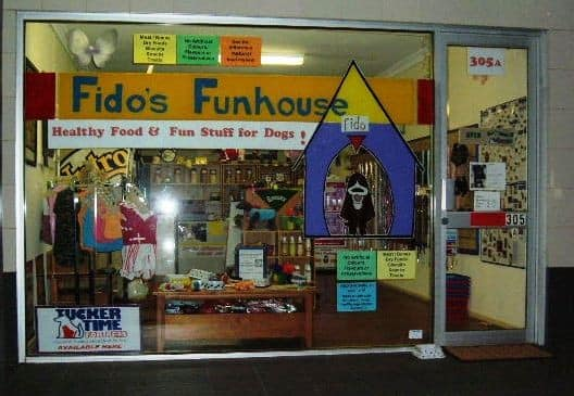 fido 39 s funhouse healthy food fun stuff for dogs. Black Bedroom Furniture Sets. Home Design Ideas
