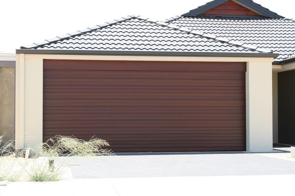 True local coastal garage doors image a local garage for 1 5 car garage door