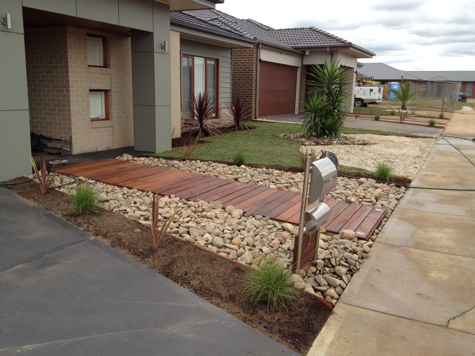 Melton merbau in melton vic landscaping truelocal for Garden ideas melbourne