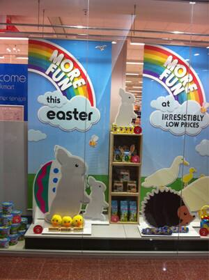 Hop into Easter with Kmart's low prices. The kiddies will thank u :) 