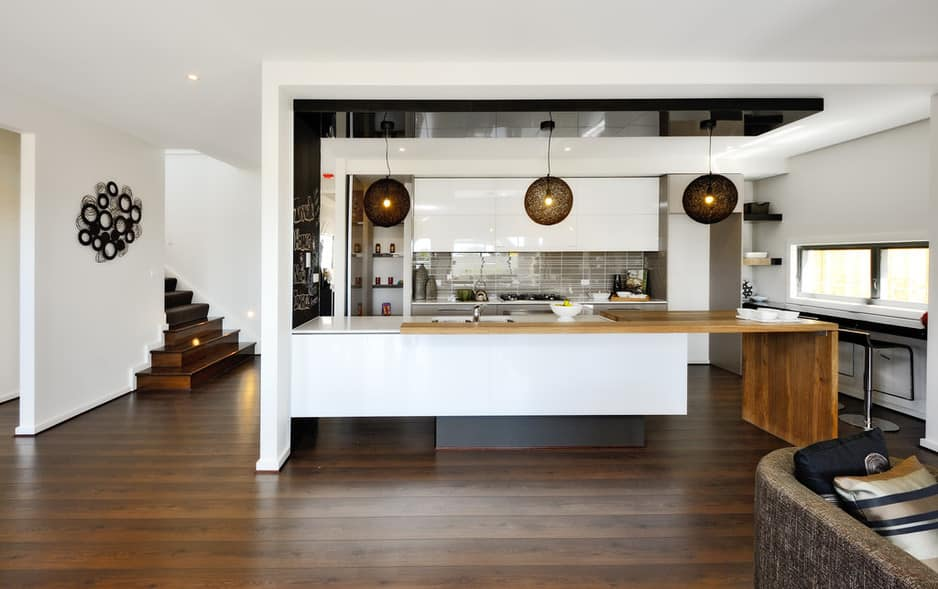 Menai kitchens bathrooms in menai sydney nsw kitchen for Display home kitchen gallery