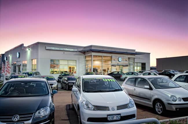 Albany Car Dealers Wa