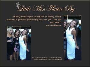 True Local: Little Miss Flutter By Image