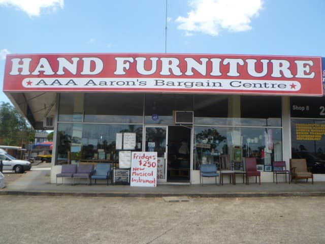 Aarons Bargins In Underwood Brisbane Qld Furniture Stores Truelocal