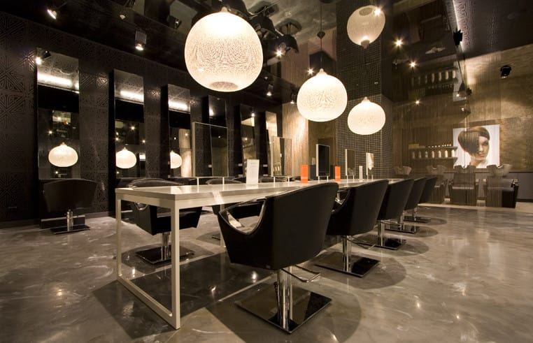 Luxe concept salon in chatswood sydney nsw hairdressers - Salon de luxe en cuir ...
