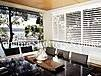 Sliding Aluminium Shutters by Sublime Shutters & Blinds
