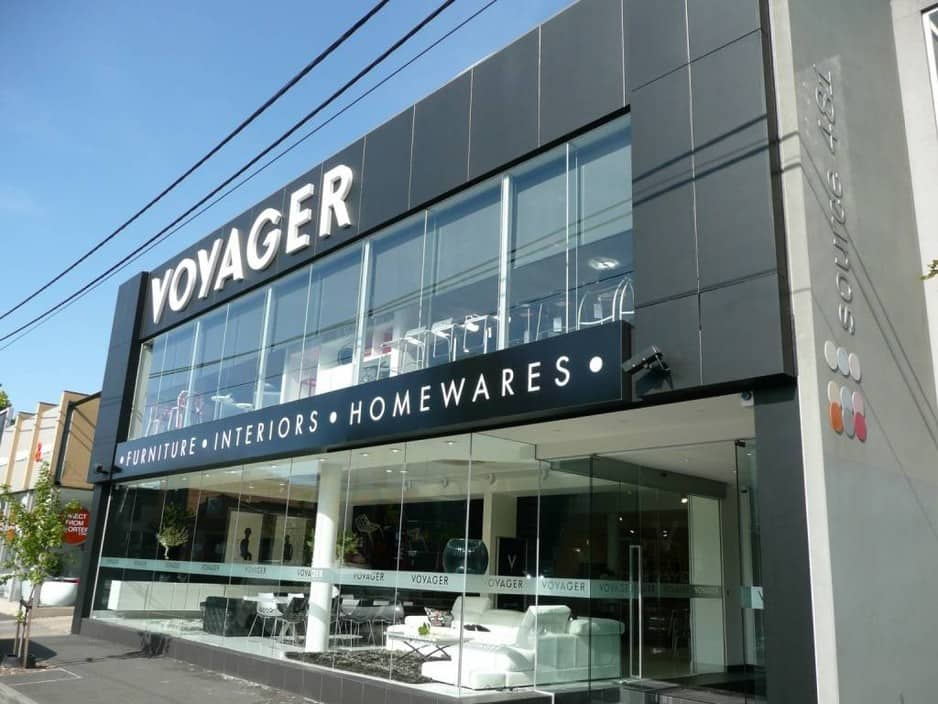 Voyager Interiors In Richmond Melbourne Vic Furniture Stores Truelocal