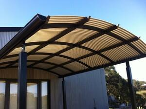 Custom verandahs and carports.