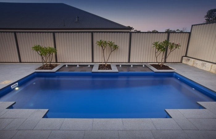 Dynamic pool designs in casuarina nsw home pools spas Fibreglass pools vs concrete pools