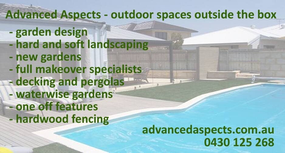 Advanced aspects landscaping in quinns rocks wa for Landscaping quinns rocks