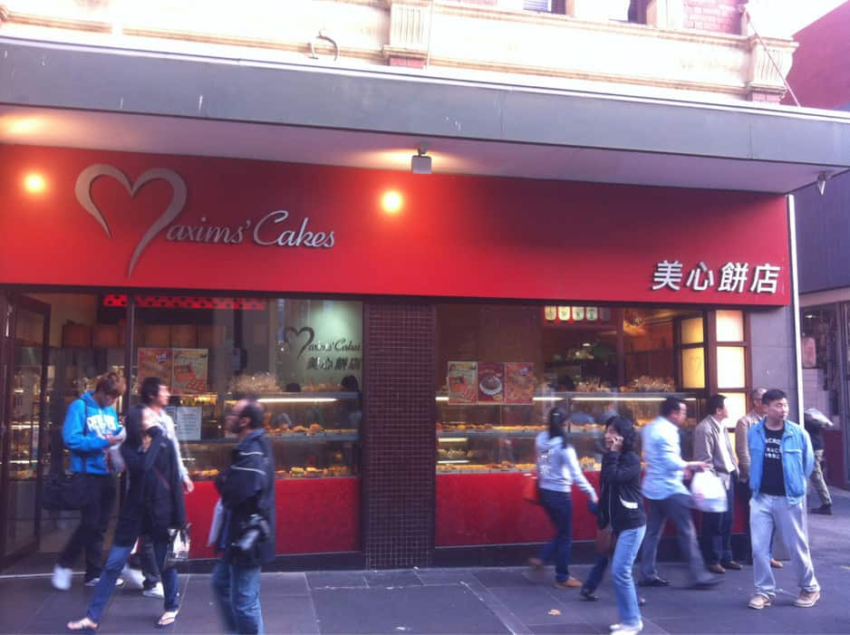 Best Cake Shop In Melbourne City