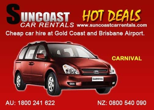 Budget Car Hire At Brisbane Airport