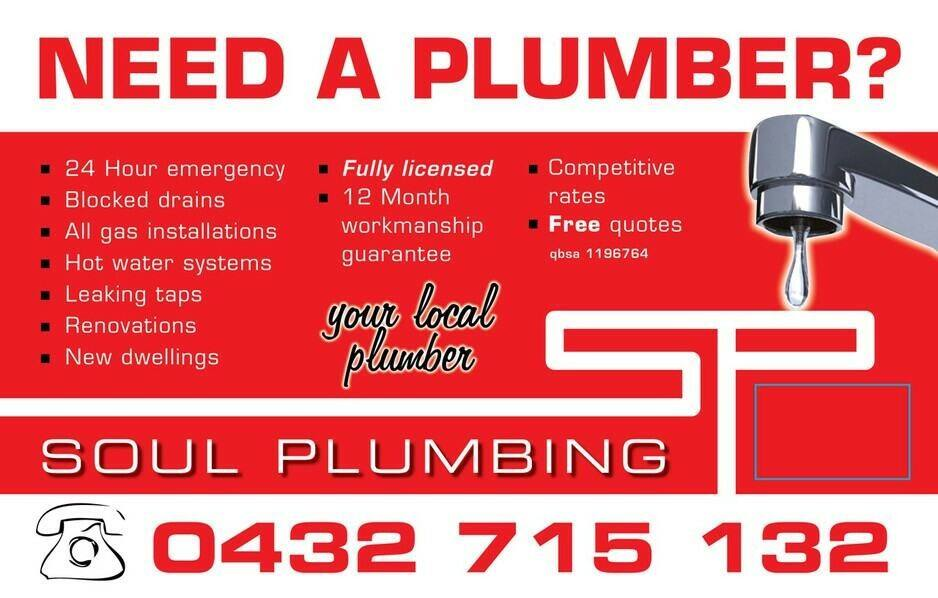 Soul Plumbing Services in Calamvale, Brisbane, QLD ...