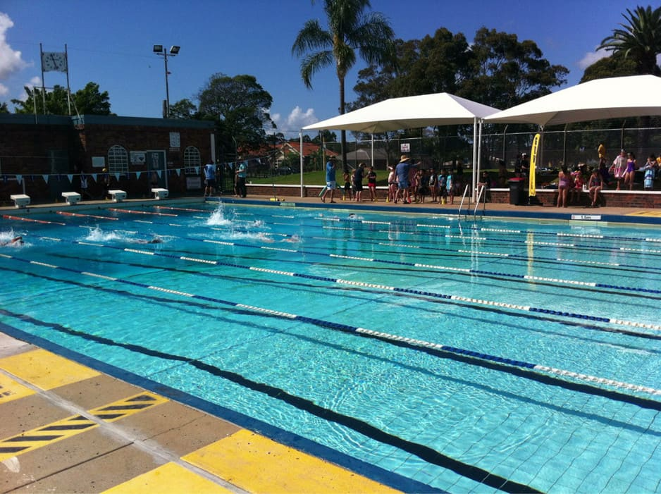 Enfield olympic swimming centre in enfield sydney nsw swimming pools truelocal for Olympic swimming pool pictures