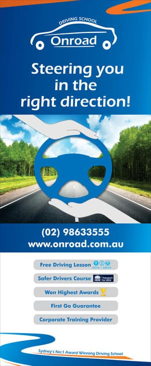 True Local: Onroad Driving School Image - Wentworthville, Westmead, Pendle Hill, Toongabbie and all surrounding suburbs