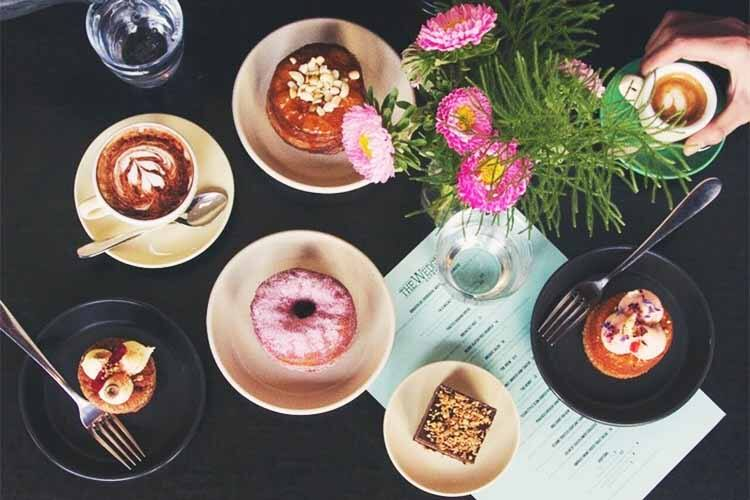 TrueLocal - Wedge Espresso: Doughnuts and cronuts in Sydney