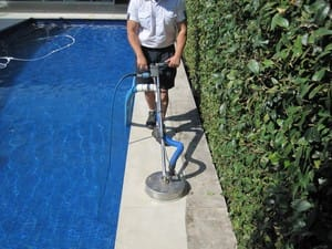 Butler Carpet Cleaning Pic 4 - Butlers Outdoor Tile Cleaning Sydney