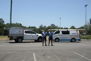 ADEPT Plumbing and Gas Pic 2 - Professional vehicles