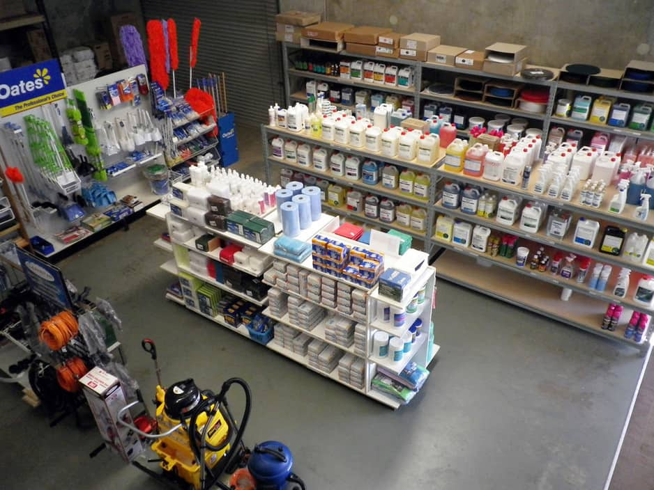 PFI Supplies Pic 1 - Showroom