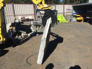 Little Diggers Earthworx Pty Ltd Pic 5 - Hydraulic grabs