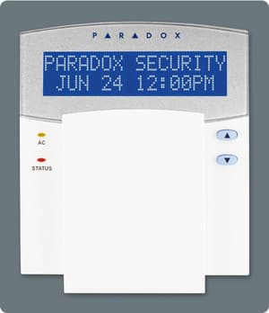 Affordable Home Security Pic 2 - PARADOX codepad