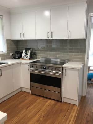 Fusion Building & Maintenance Pic 3 - New kitchen installation