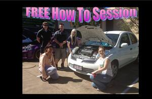 Garry's Mechanical Repairs Pic 3 - FREE How To Session By appointment only call us learn how to check you cars oil water tyre air pressure windscreen washer water how to change your wheel