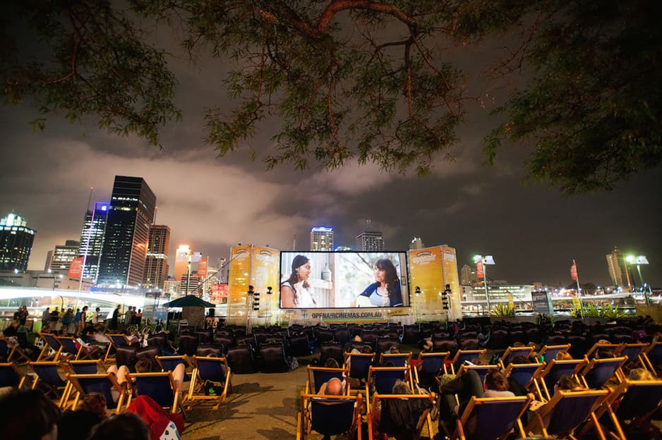 Ben & Jerry's Openair Cinemas Pic 1