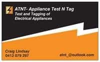 ATNT-Appliance Test N Tag Pic 1