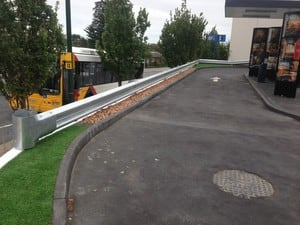 Bollards - Adelaide, SA - Fixed & Removable - Guardrail Installation - Pruszinski Fabrication Pic 4 - Guardrailing