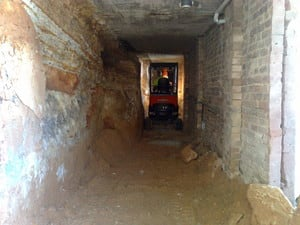 Bayview Mini Excavations Pic 3 - underhouse excavation
