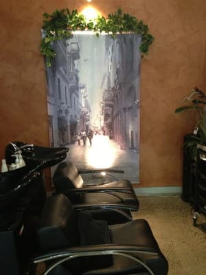 Via Spiga Hair Designs from the streets of Milan Pic 3