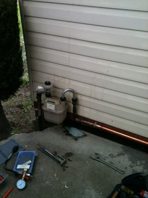 Plumbing Excellence Pic 5 - gas fitting Hampton