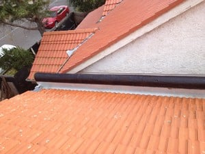 Plumbing Excellence Pic 4 - Roof restoration on old house in Elwood